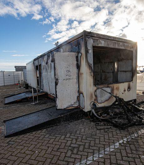 GGD Flevoland: afgebrande teststraat Urk is 'klap in ons gezicht'