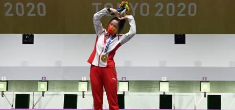 De eerste gouden medaille van Tokio is voor China