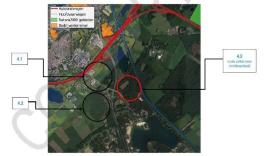 Uit een bewonersbrief die vandaag is verspreid over de bedrijfsverplaatsing Reyrink en Roozen van Hoppe.
