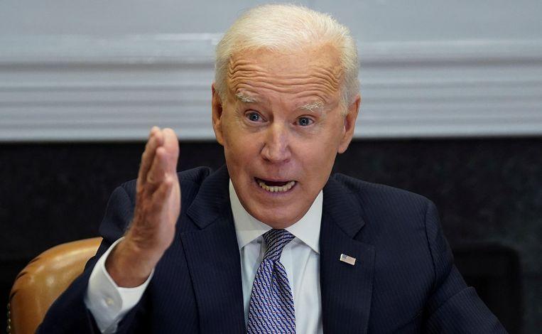 VS-president Joe Biden. Beeld REUTERS