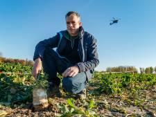 Bietenboeren balen: 'Die ganzen trekken complete peejen uit de klei'