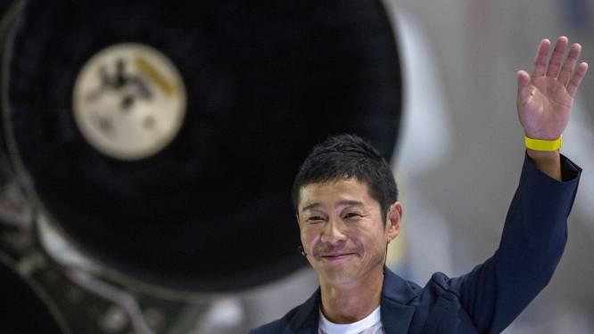 Rusland zal Japanse miljardair naar ISS sturen als ruimtetoerist