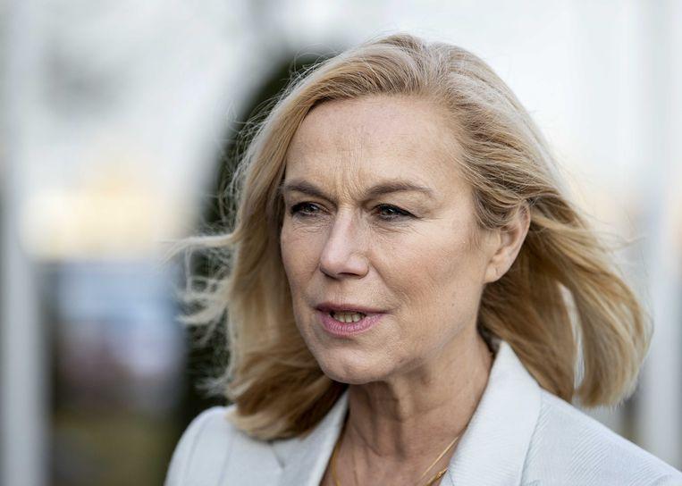 D66 moet pragmatisch besturen, de juiste dingen doen, niet volgen maar leiden, vindt Sigrid Kaag. Beeld ANP