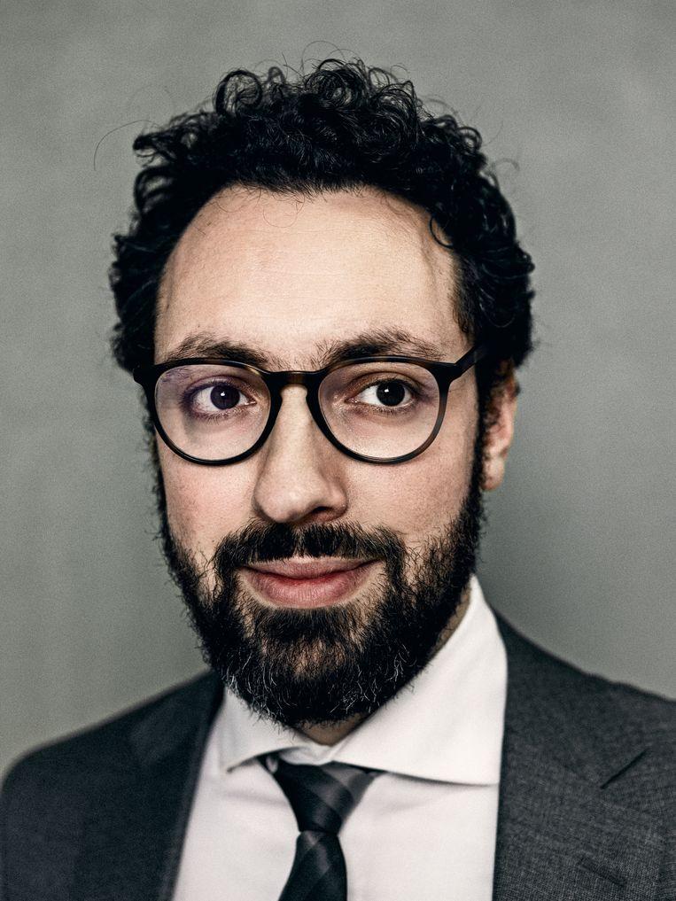 Karwan Fatah-Black is universitair docent koloniale geschiedenis aan de Universiteit Leiden. Beeld Jitske Schols