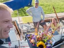 Topjaar Harderwijkse havens: Meer dan 10.000 passanten