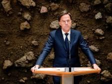 Weinig warmte tussen Rutte en Kaag, Remkes moet minderheidskabinet smeden