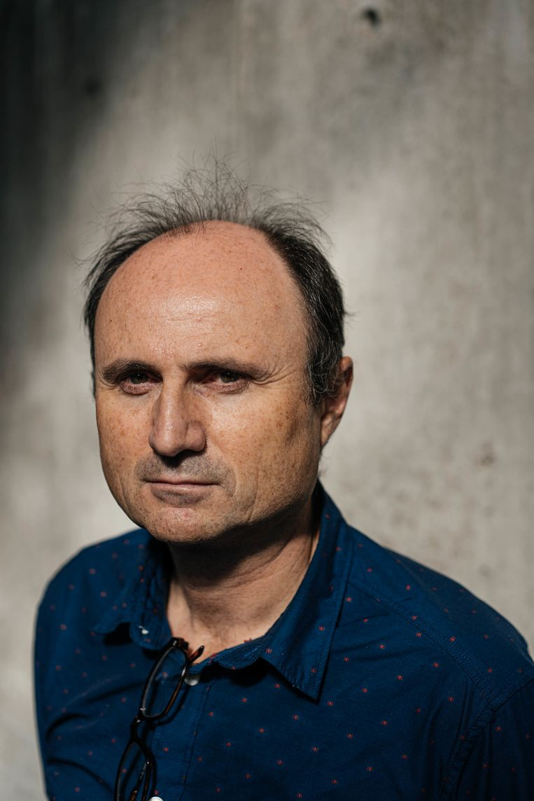 Philippe Beutels. Beeld Wouter Van Vooren