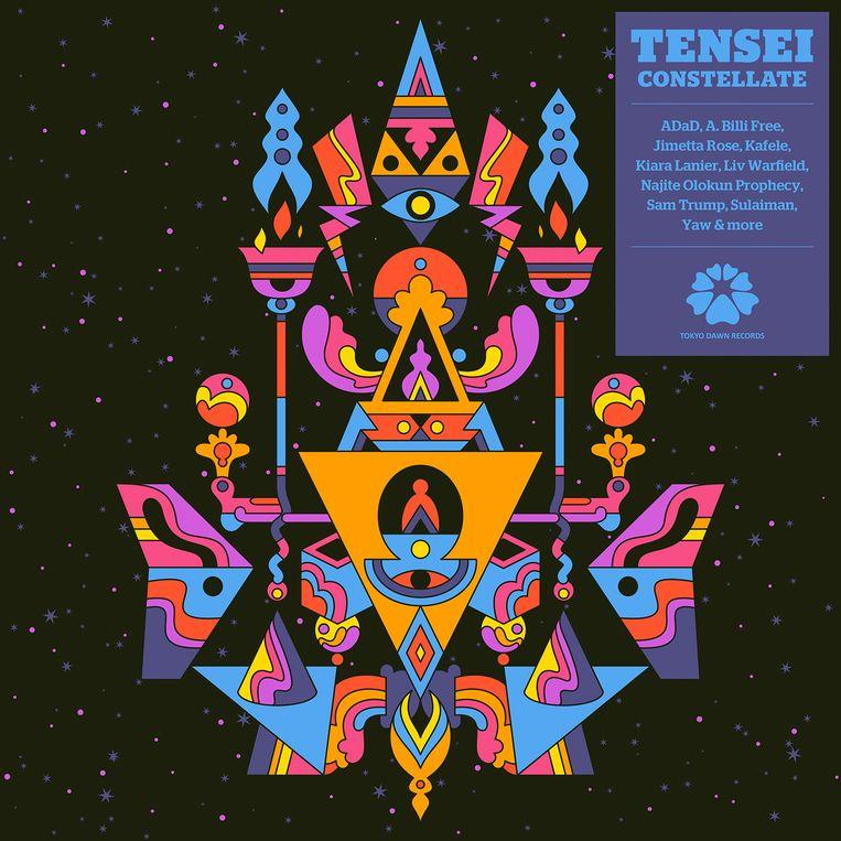 Constellate - Tensei Beeld rv