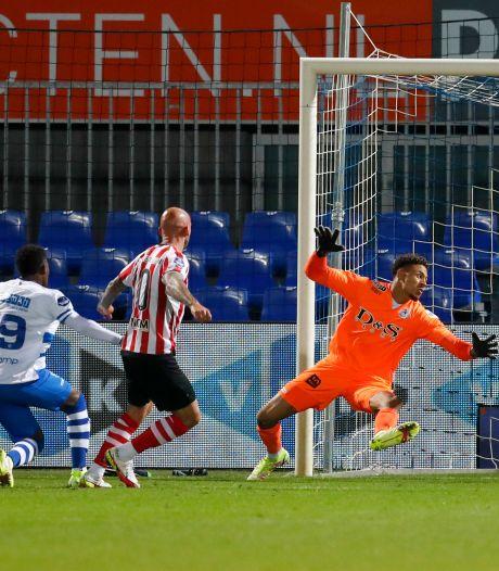Scoren, PEC Zwolle kan het dus wél: de hatelijke nul is weg na remise tegen Sparta