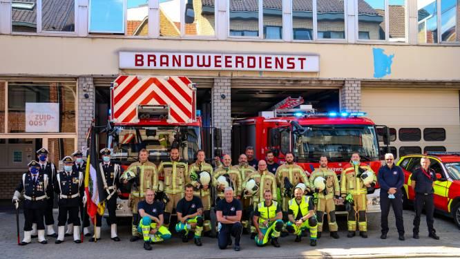Brandweercollega's bezorgen Jean-Paul (60) afscheid om niet te vergeten