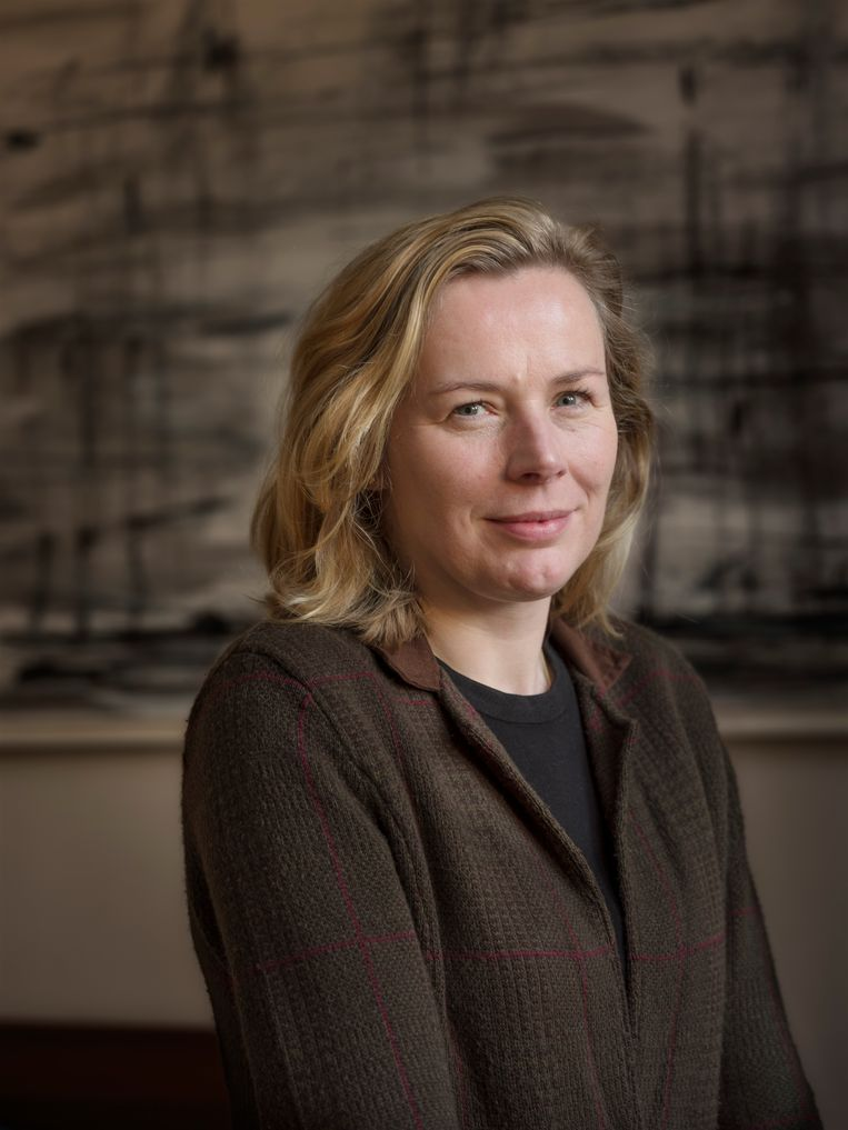 Esther Gerritsen. Beeld Mark Kohn
