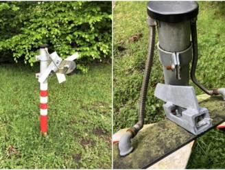 Vandalen vernielen signalisatie stoomtreintjes in Turnhouts stadspark
