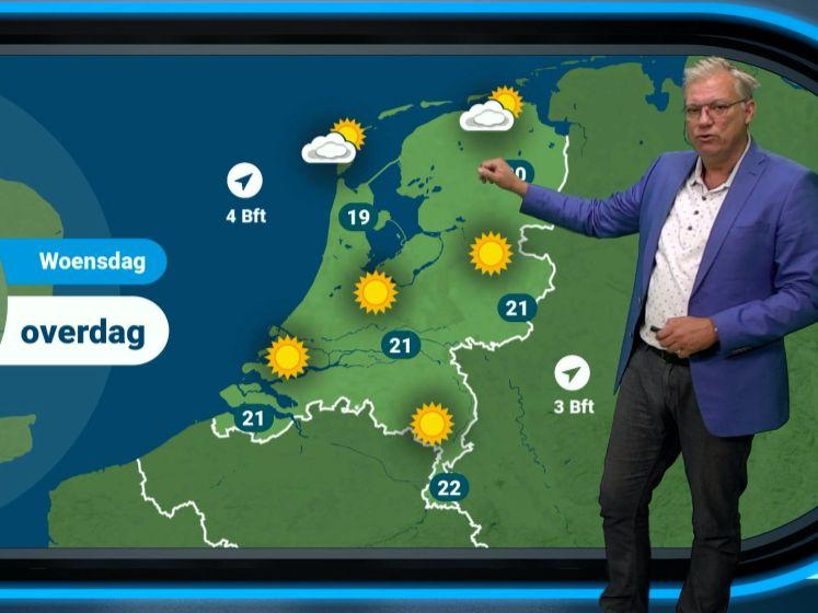 Deze week: 'Woensdag veel zon en hogere temperaturen'