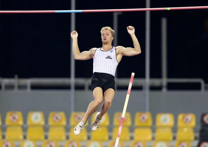 Ben Broeders eindigde als zesde.