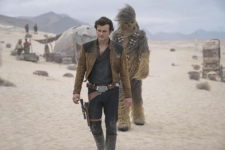 Solo: A Star Wars Story Beeld Disney