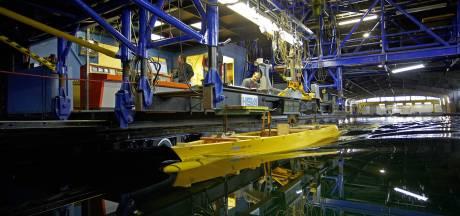 Damen Shipyards test met een mini-fregat zijn ontwerp voor Duitse mega-order