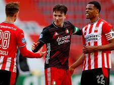 PSV tast in zoektocht naar rendement en ervaring ook optie Steven Berghuis al geruime tijd af