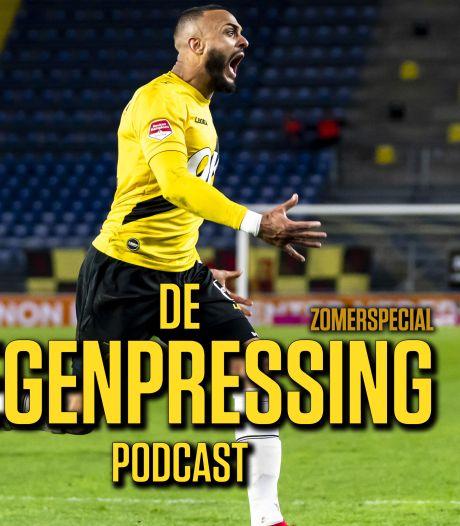 De Gegenpressing Podcast | Bilate over rollercoaster bij NAC, werken met Ten Cate en weddenschap over aantal goals