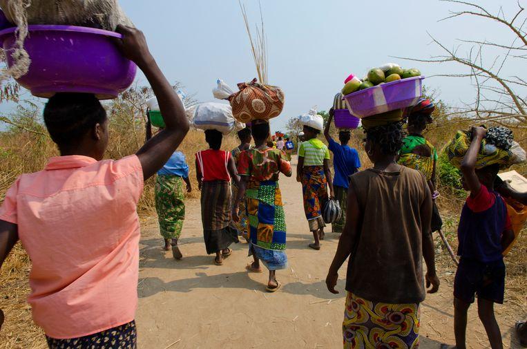 vzw die vrouwen steunt in Oost-Congo