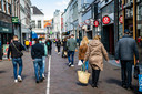 Korte Bisschopstraat in Deventer.