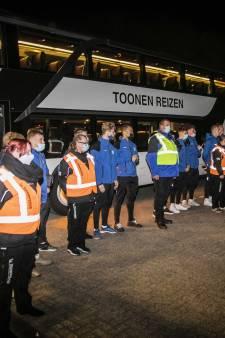 Persfotograaf mishandeld en journalisten belaagd bij stadion De Graafschap