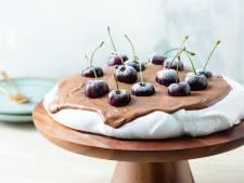Wat Eten We Vandaag: Pavlova met purechocoladeroom