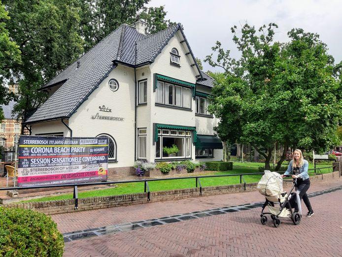Villa Sterrebosch wordt, als de gemeenteraad ja zegt, het dorpshuis voor het centrum Wijchen.