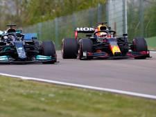 Mercedessen nipt voor Verstappen, Mazepin opnieuw de schlemiel na late crash