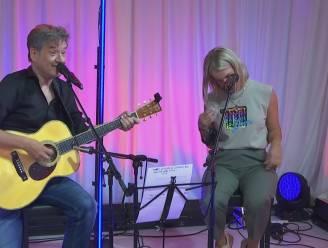 Kat Kerkhofs & Bart Peeters brengen muzikale ode aan Dries Mertens