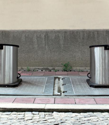 Slimme ondergrondse vuilcontainers in Valkenswaard
