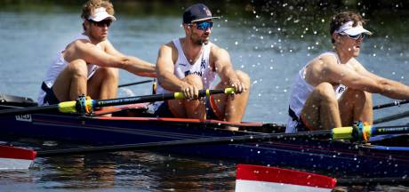 Ruben Knab met Holland Acht op jacht naar olympisch goud: 'Beter één keer heel hoog pieken'