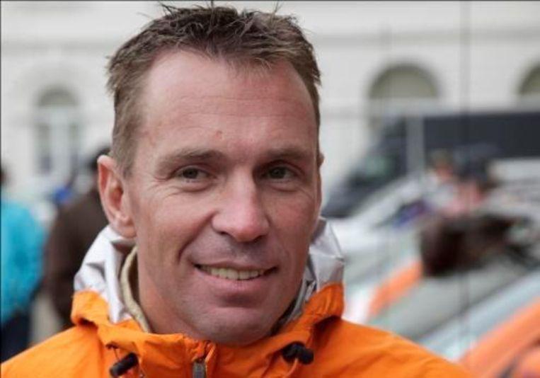 Rabo-ploegleider Erik Dekker. Beeld UNKNOWN