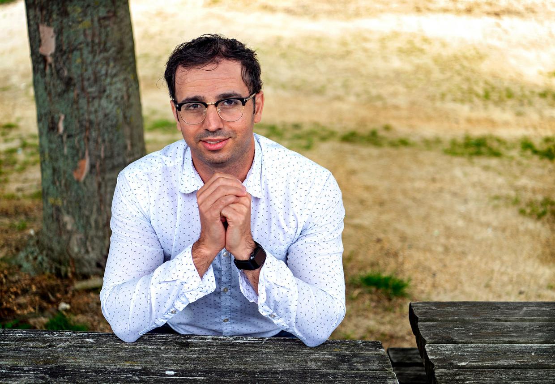 Younes Younes Beeld Klaas Jan van der Weij / de Volkskrant