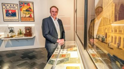 """In Flanders Fields Museum investeert 500.000 euro: """"Het wordt een 'upgrade' van de vaste opstelling, met nieuwe films en beter uitgelichte personenverhalen"""""""