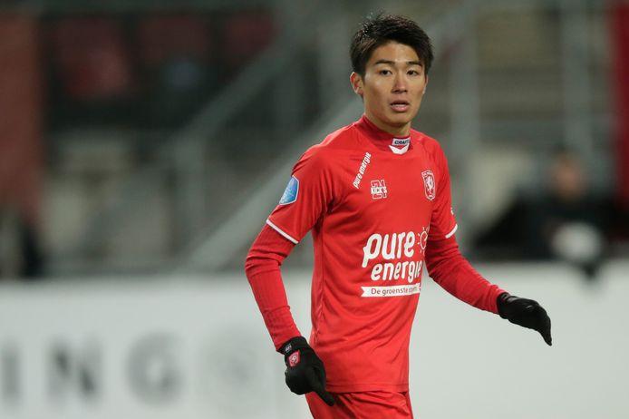 Keito Nakamura is de komende periode terug in Japan.