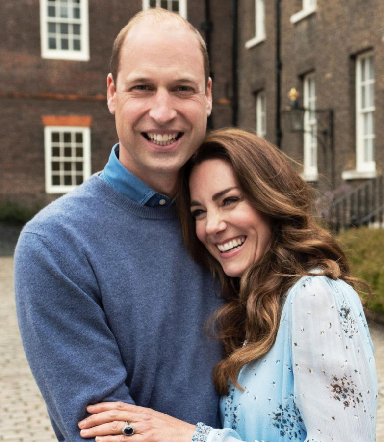 Kate en William zijn 10 jaar getrouwd.