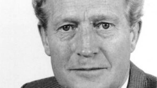 Boeren en tuinders kenden de radiostem van hun voorman Joris Schouten (1926-2021) als geen ander