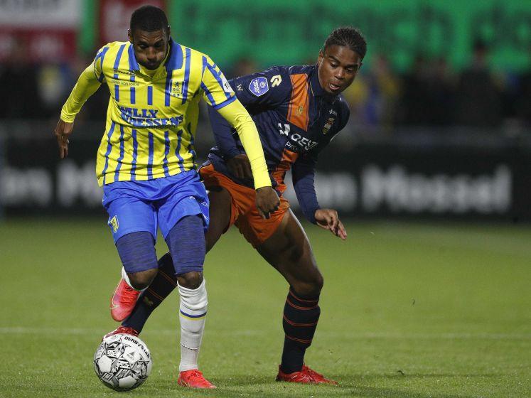 Roemeratoe debuteert in basiself Willem II: 'Ik was er klaar voor'