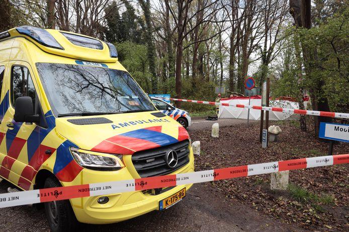Bij een ongeval aan de Maneweg in Dalfsen is een man overleden. Hij werd getroffen door een vallende boom.