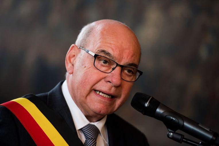 Gents burgemeester Daniël Termont. Beeld BELGA