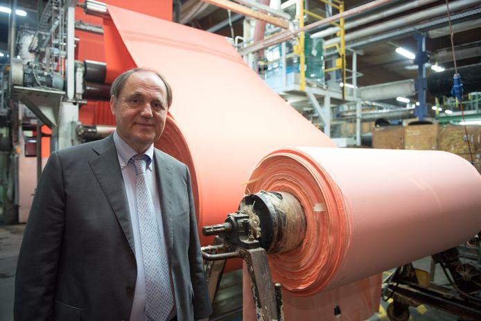 Jean-François Gribomont, CEO van Utexbel, drong in de Pano-reportage aan op een vriendelijkere en sympathiekere aanpak van de administratie.