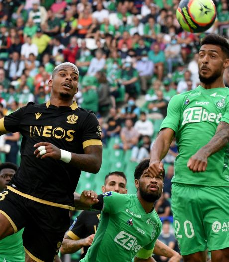 LIVE   Calvin Stengs verdubbelt marge voor Nice met eerste goal in Frankrijk