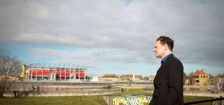 Herbert uit Hengelo doet mee aan de verkiezing, maar wil discussie over opheffing waterschap