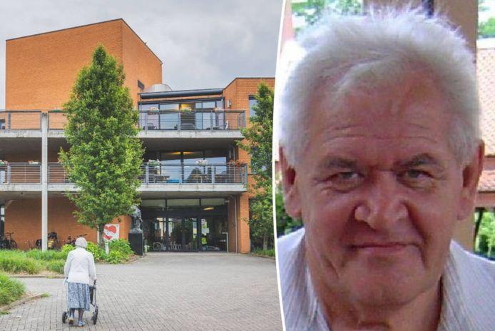 La victime, André De Smet (75 ans), a été étouffée dans son sommeil.