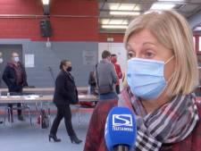 La Directrice Générale de la commune d'Anderlues officialise l'identité du bourgmestre