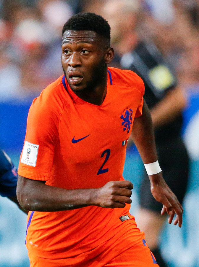 Timothy Fosu-Mensah speelde in 2017 3 interlands voor het Nederlands Elftal.