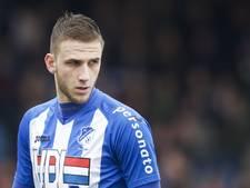 FC Eindhoven richt pijlen op Branco van den Boomen