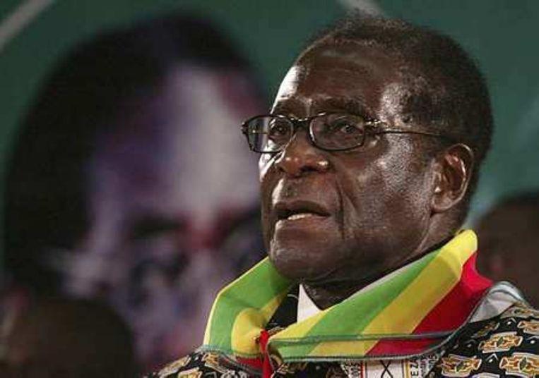 Foto AP/Philimon Bulawayo Beeld
