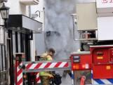 Grote brand in de binnenstad van Kampen