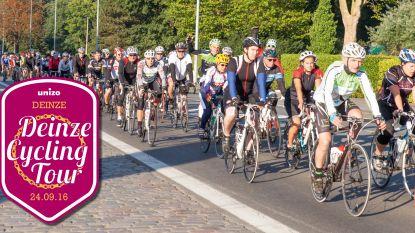 Unizo organiseert achtste Deinze Cycling Tour